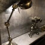 étagère décoration industrielle