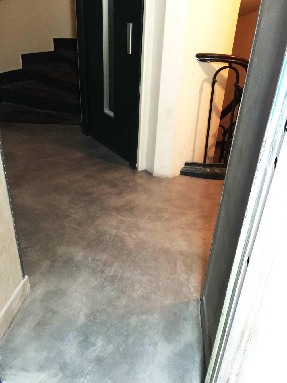 palier appartement decomursdecomurs. Black Bedroom Furniture Sets. Home Design Ideas